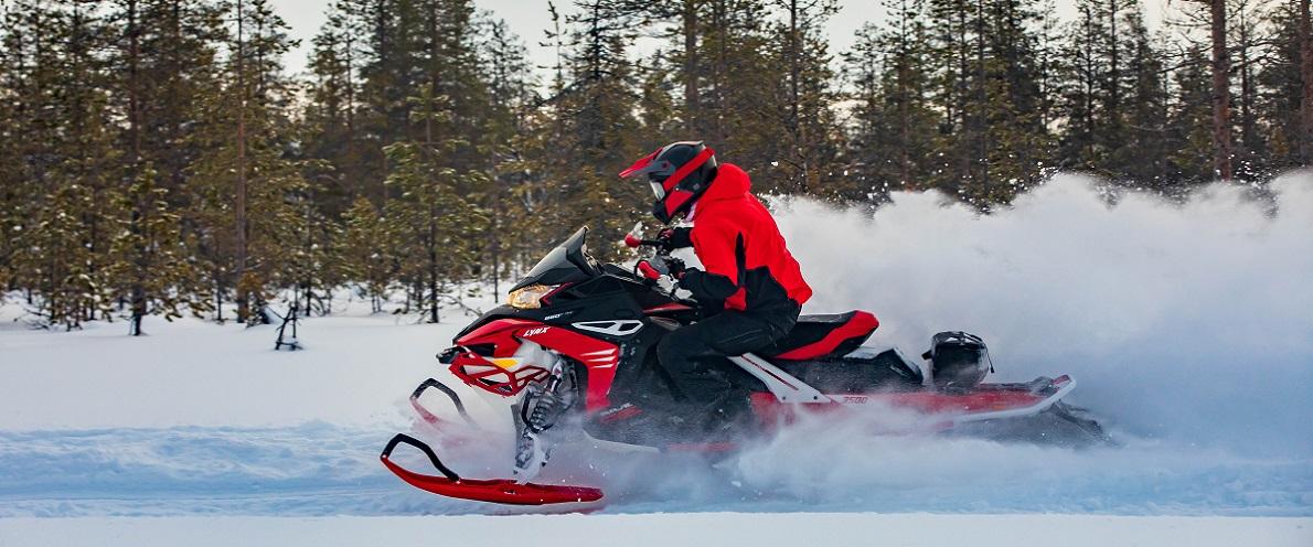 MXZ Racing 600 RS E-TEC 2021