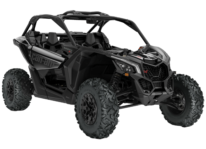 Can-Am MAVERICK XDS TURBO RR 2021