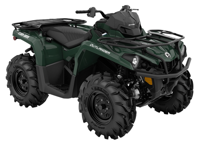 Can-Am OUTLANDER XU 570 2021