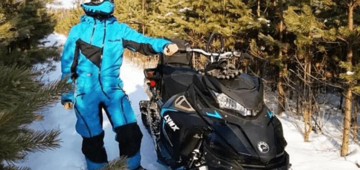 Как выбрать комбинезон для снегохода