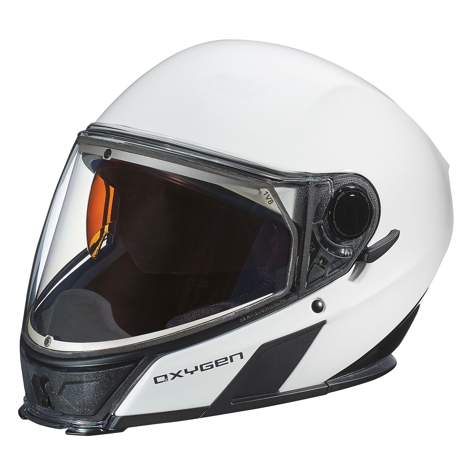 Как выбрать шлем для снегохода