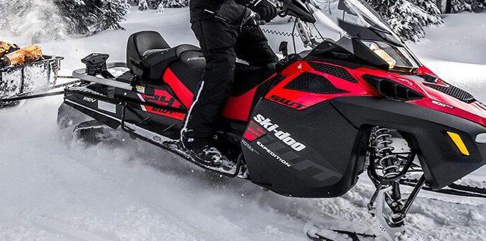 Как выбрать обувь для снегохода и квадроцикла зимой
