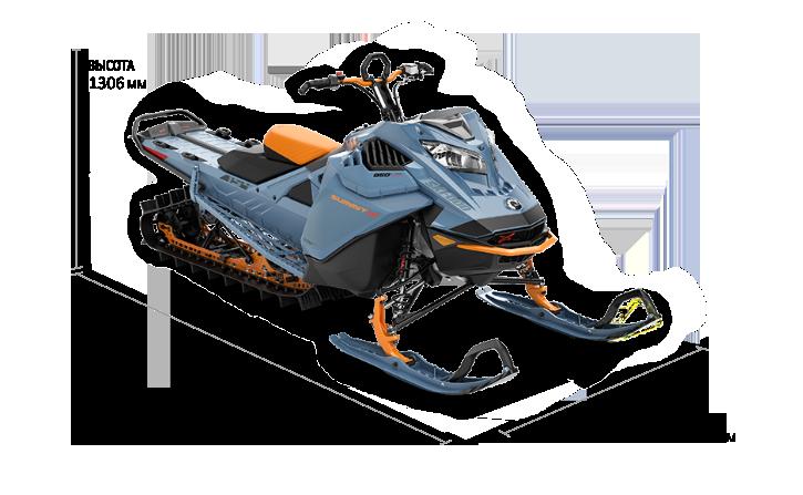 Ski-Doo SUMMIT X 154 850 E-TEC SHOT 2022