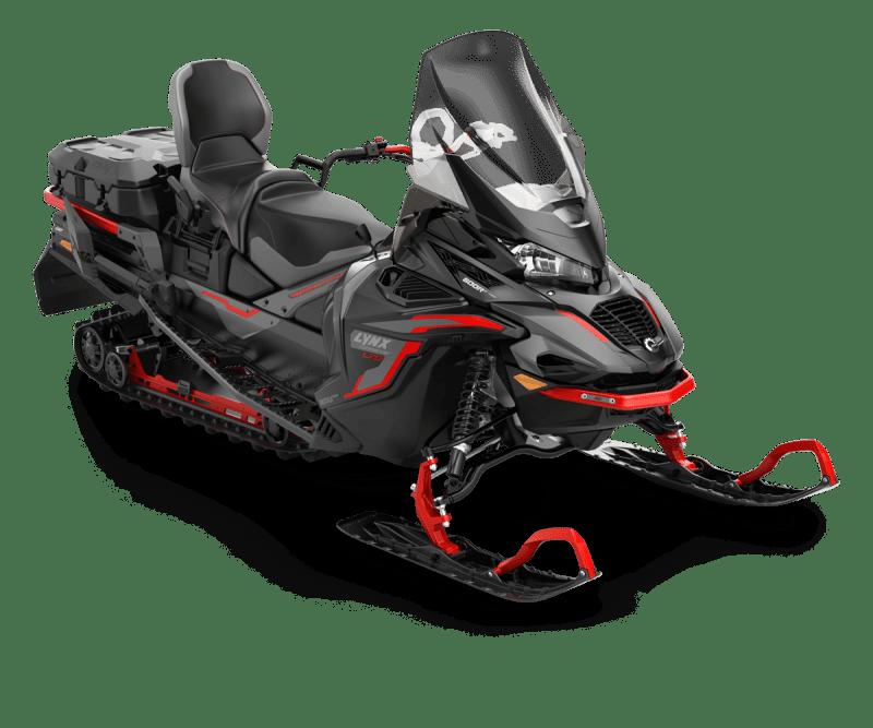 Lynx COMMANDER LTD 600R E-TEC 2022