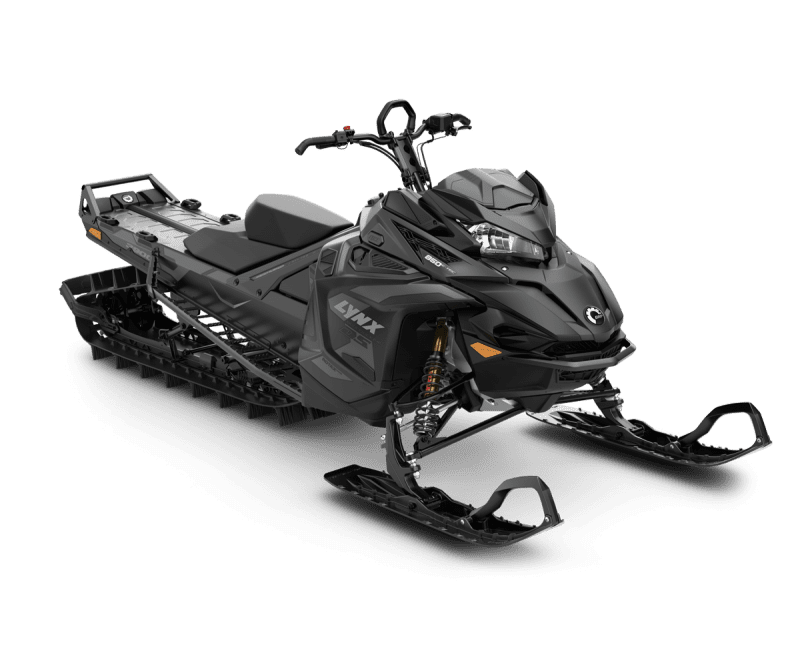 Lynx BOONDOCKER DS 3900 850 E-TEC DSHOT BLACK EDITION 2022