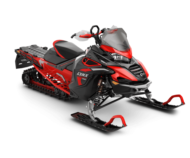 Lynx XTERRAIN RE 900 ACE TURBO R VIP 2022
