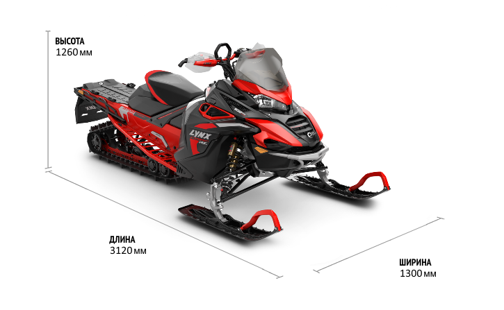 Lynx XTERRAIN RE 900 ACE TURBO R 2022