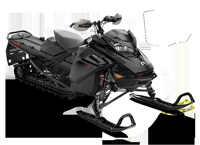 Ski-Doo BACKCOUNTRY XRS 154 850 E-TEC 2022