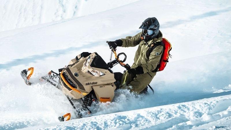 Ski-Doo FREERIDE STD 154 850 E-TEC TURBO SHOT 2022