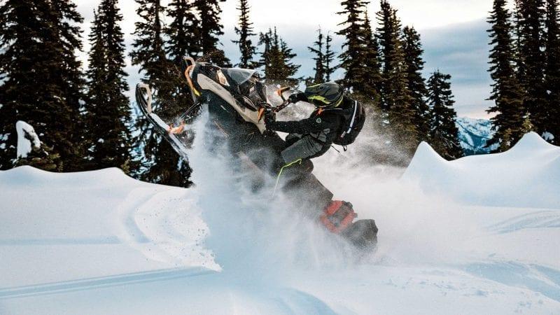 Ski-Doo EXPEDITION XTREME 850 E-TEC 2022