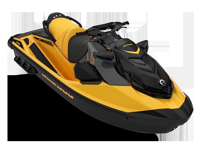 Sea-Doo GTR 230 2022 с аудиосистемой