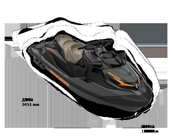 Sea-Doo GTX 230 2022 с аудиосистемой