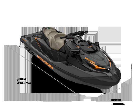 Sea-Doo GTX 170 2022 с аудиосистемой