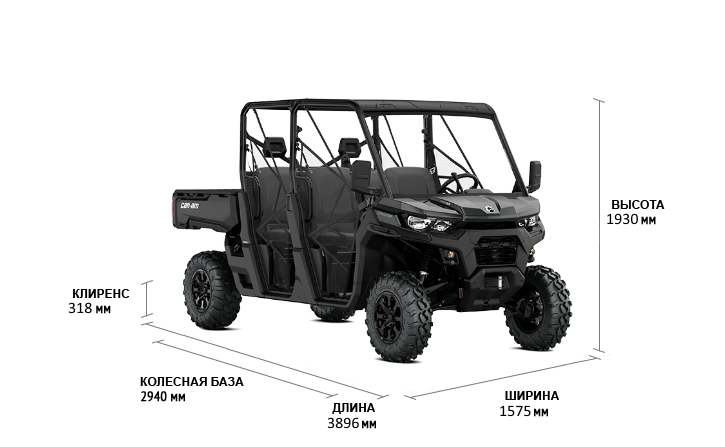 Can-Am TRAXTER MAX DPS T HD10 2022